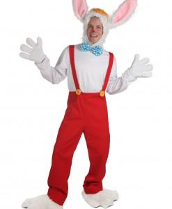 Plus Size Cartoon Rabbit Costume