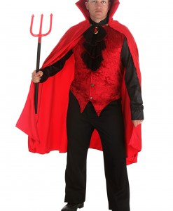 Plus Size Elite Devil Costume