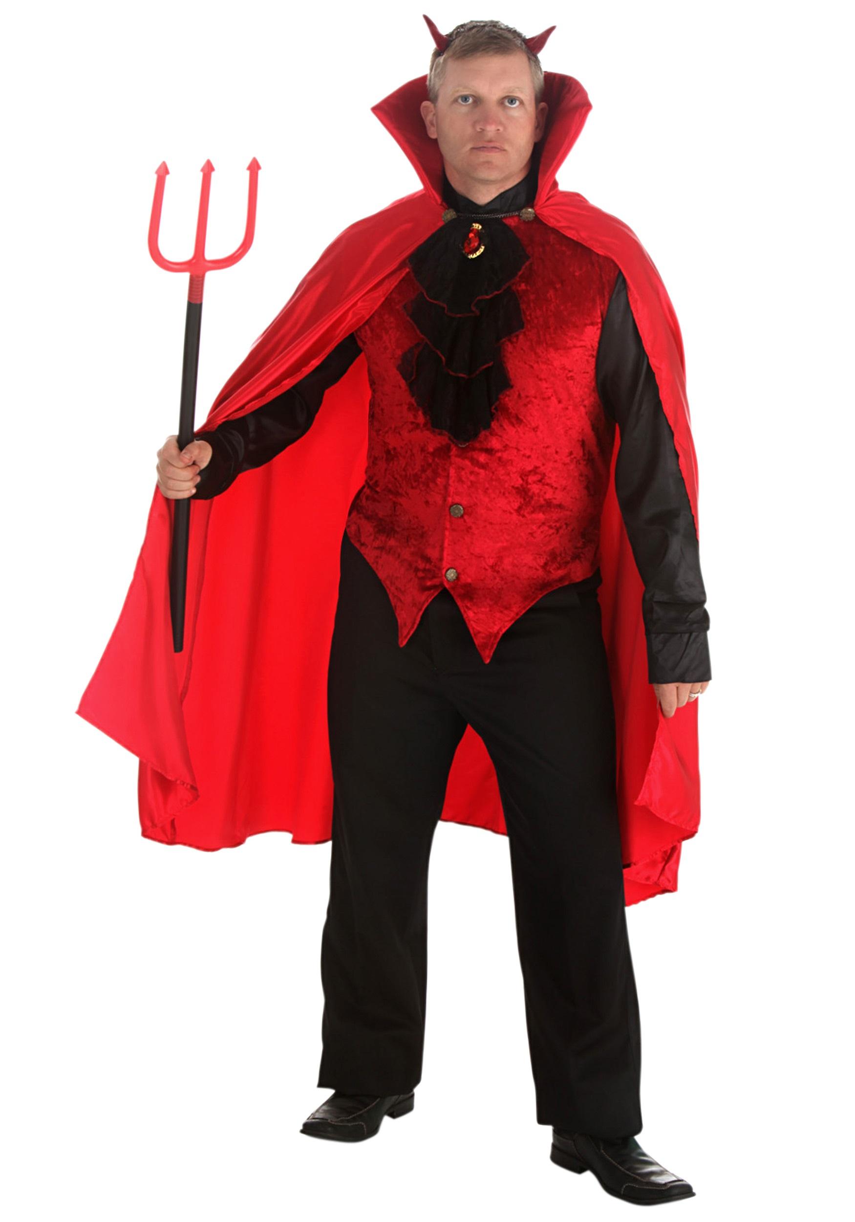Plus Size Elite Devil Costume - Halloween Costume Ideas 2019
