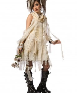 Adult Gothic Mummy Costume