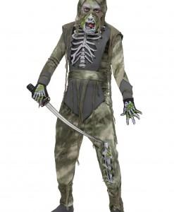Child Zombie Ninja Costume