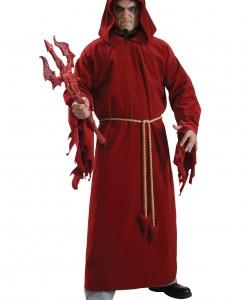 Plus Size Devil Lord Costume