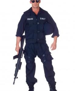 SWAT Jumpsuit Costume