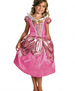 Child Shimmer Aurora Costume