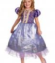 Girls Rapunzel Sparkle Deluxe Costume