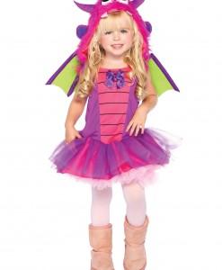Toddler Pink Dragon Costume