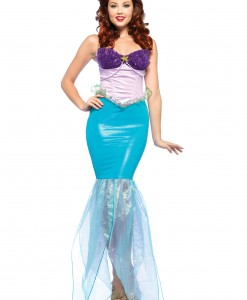 Womens Disney Undersea Ariel Costume