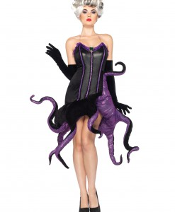 Womens Disney Ursula Costume