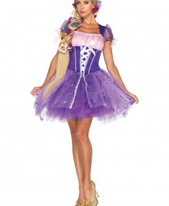 Womens Disney Rapunzel Costume
