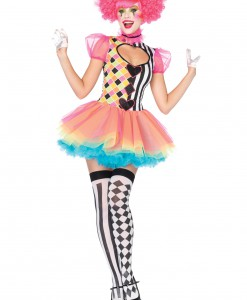 Harlequin Sweetheart Costume