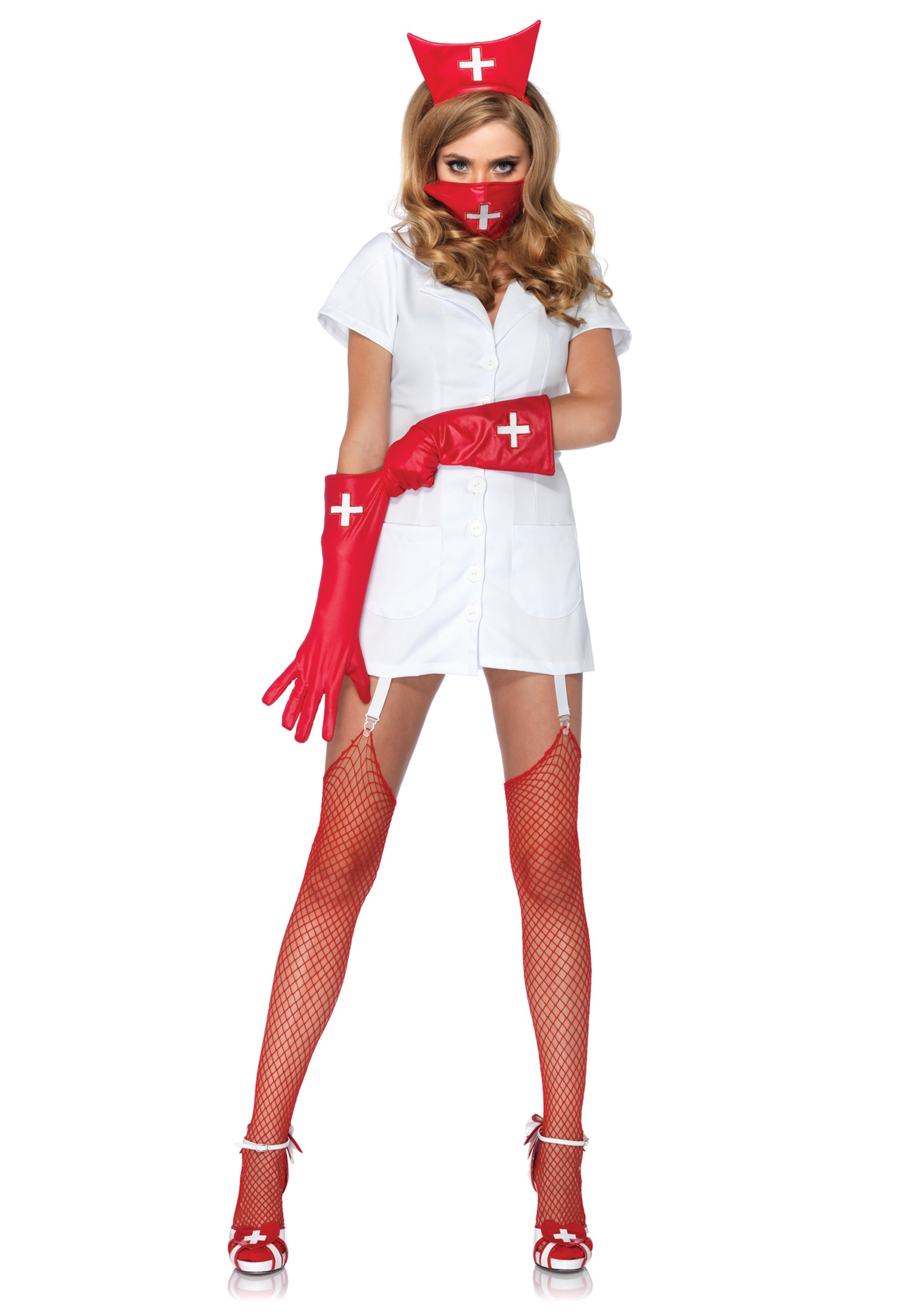 Sexy High School Glee Sports Cheerleading Costume Cheerleader Fancy Dr Wellbinder