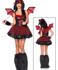 Sexy Demon Dragon Costume