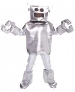 Adult Robot Costume