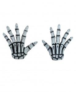 Adult White Skeleton Hands
