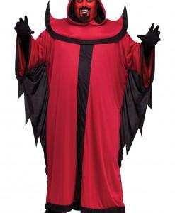 Plus Prince of Darkness Devil Costume