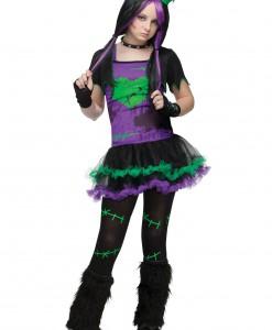 Teen Funkie Frankie Costume