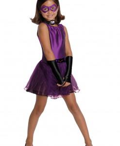 Girls Catwoman Tutu Costume