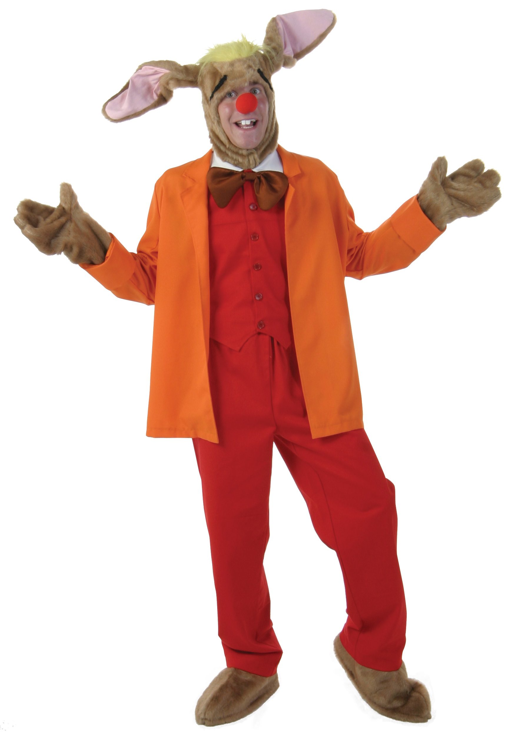 Plus Size Deluxe March Hare Costume Halloween Costume Ideas 2019