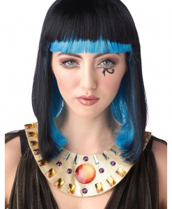 Egyptian Sapphire Wig