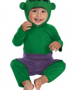 Infant Hulk Cutie Costume