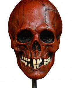 Nightowl Skull Blood Red Mask