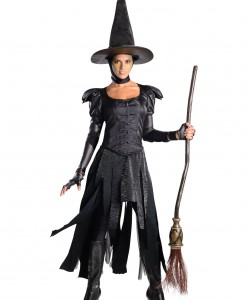 Deluxe Adult Wicked Witch of the West Costume