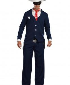 Mens Lone Cowboy Costume