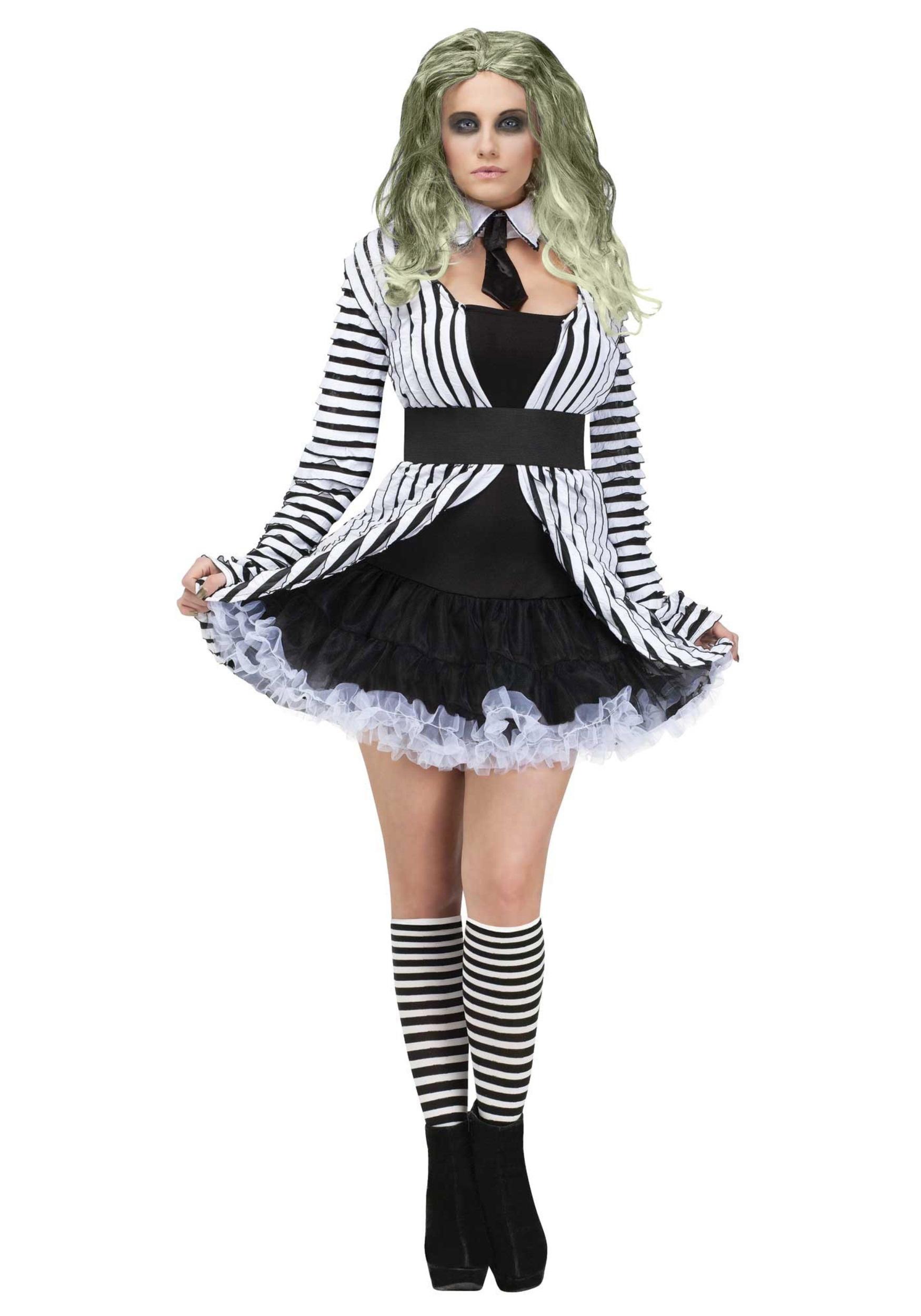 Womens Beetlegeuse Baby Costume Halloween Costume Ideas 2019