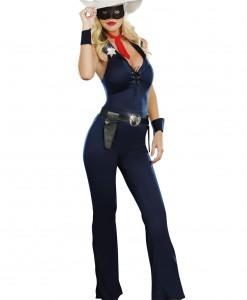 Women's Lone Cowgirl Costume