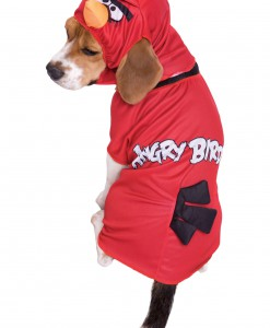 Angry Birds Red Bird Dog Costume