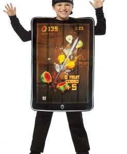 Child Fruit Ninja Screenshot Costume