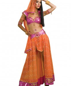 Sexy Bollywood Dancer Costume