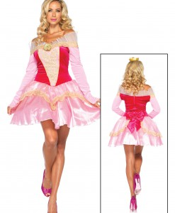 Womens Disney Princess Aurora Costume