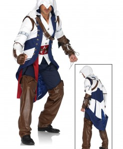 Plus Size Assassin's Creed Connor Costume