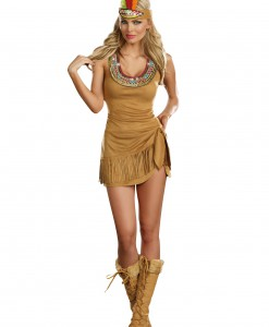 Queen of the Tribe Indian Costume
