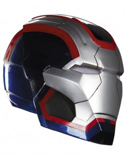 Adult Iron Patriot Helmet