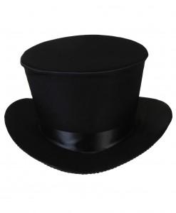 Black Oz Top Hat