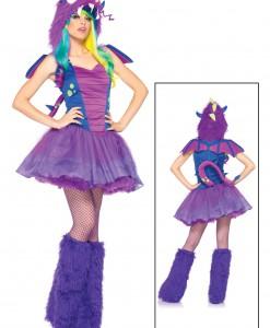 Plus Size Darling Dragon Costume