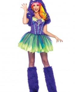 Plus Size Purple Posh Monster Costume