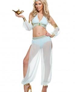 Women's Dreamy Genie Costume