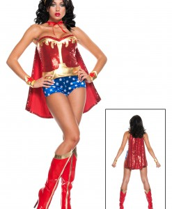 Exclusive Deluxe Superhero Costume
