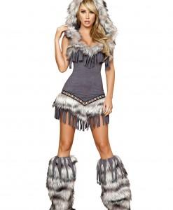 Women's Native American Temptress Costume