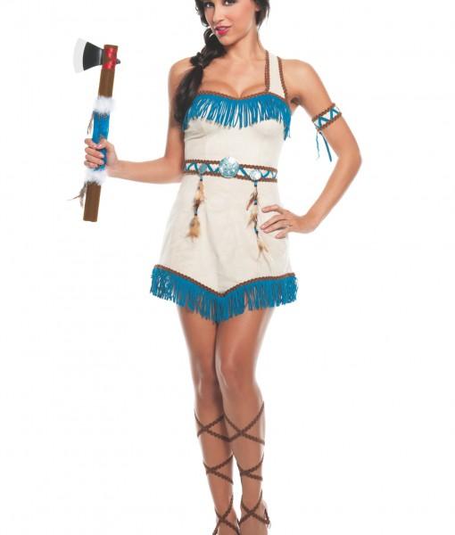 Women's Native Princess Costume
