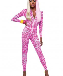 Nicki Minaj Giraffe Jumpsuit