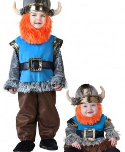 Li'l Viking Costume