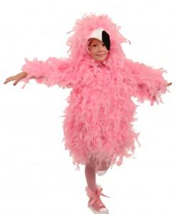 Fancy Flamingo Costume