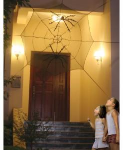 Spider Web 9 Ft.