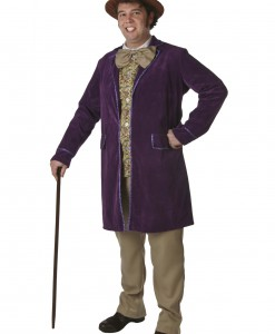 Plus Size Candy Man Costume