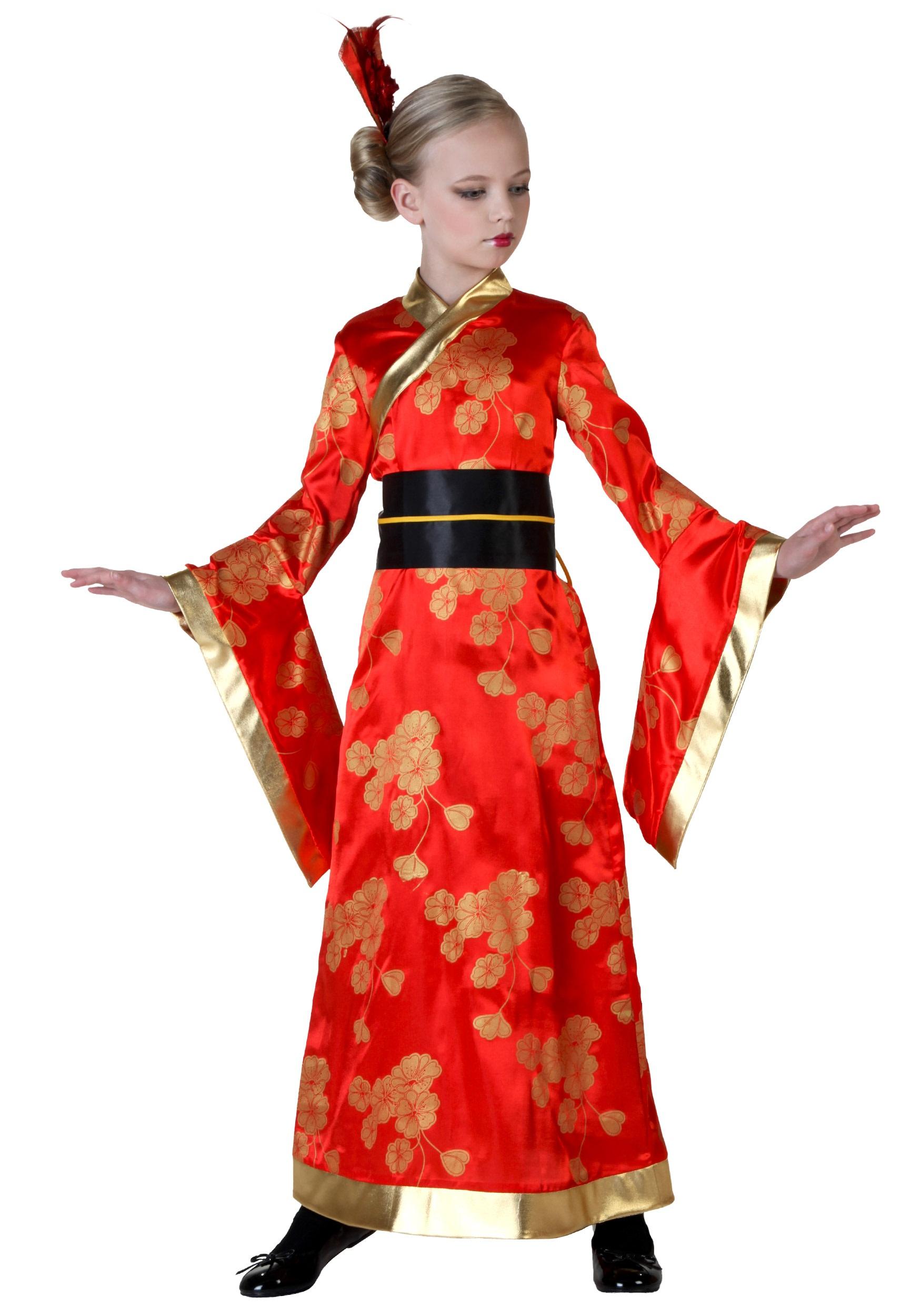 Costume Halloween Geisha.Child Geisha Costume Halloween Costume Ideas 2019