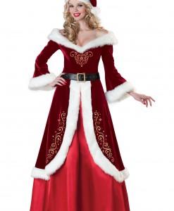 Mrs. St. Nick Costume